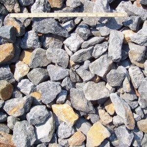 AASHTO #3, 3″ Crushed Stone