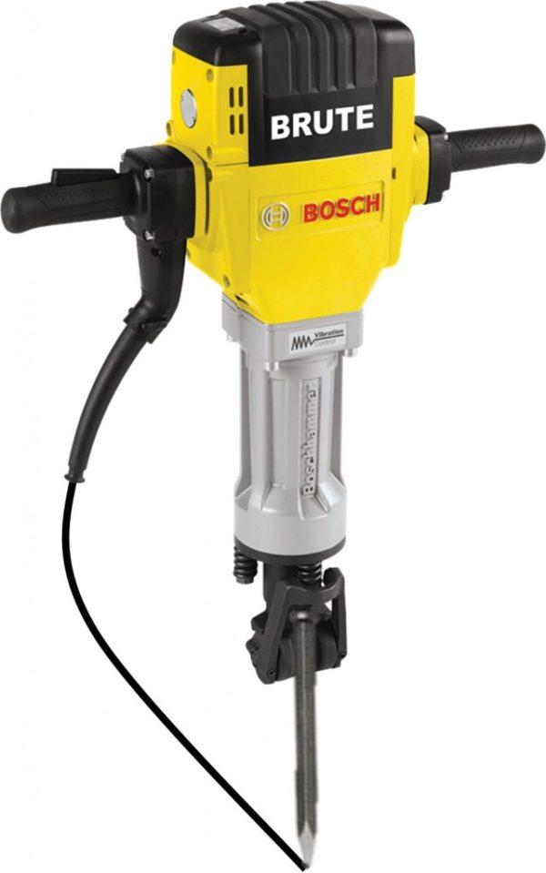 yellow electric jackhammer