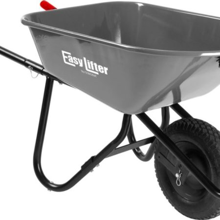 easy lifter singe wheelbarrow