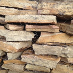 faux wood stone