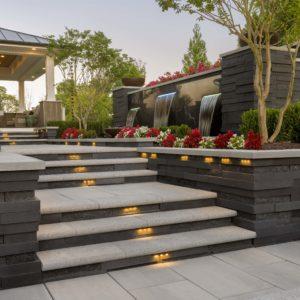 outdoor walkway patio ideas