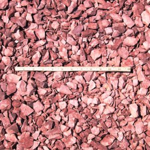 red crushed stone providers