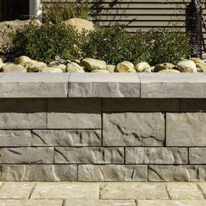 stone ledge building materials