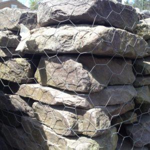 Tumbled Lilac Wall Stone