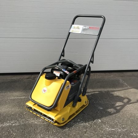 yellow plate tamper for rent